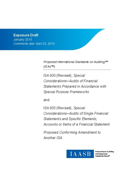 international standards on auditing summary pdf