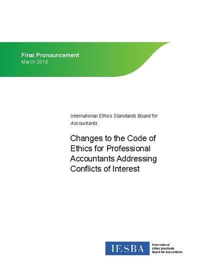 the ifac code of ethics for profession accountants The ifac ethics education framework (eef) proposed in this guideline offers a flexible structural design for member bodies to develop and maintain a program of education on professional values, ethics and attitudes of accountants.