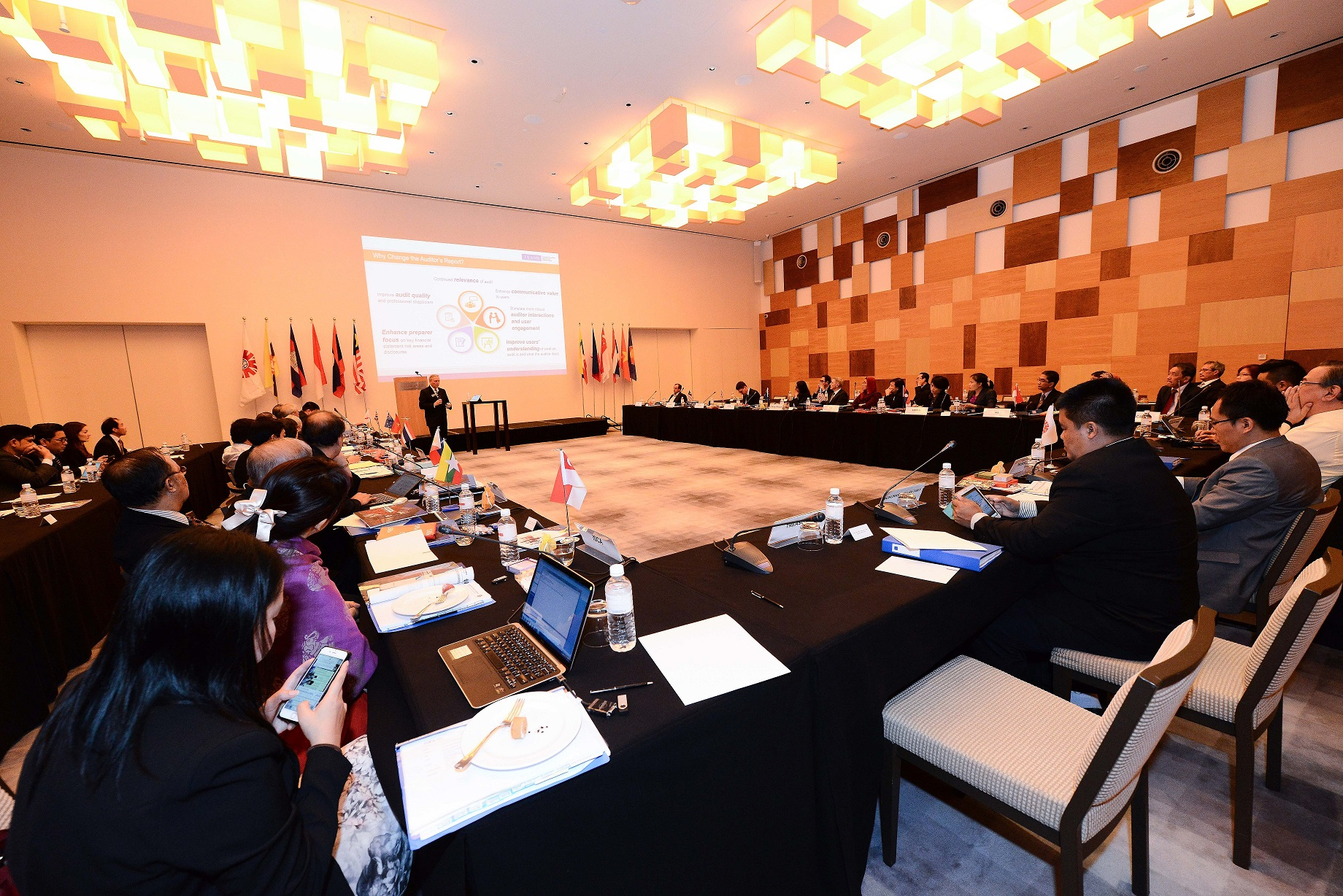 Ifac Addresses Asean Federation Of Accountant Council